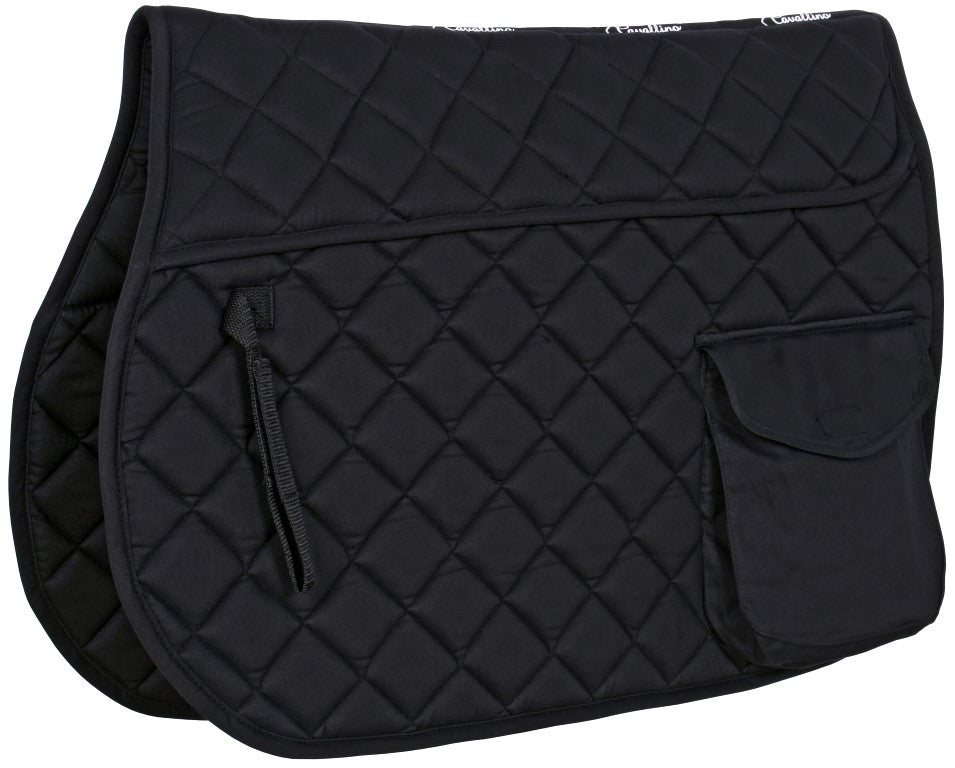 Flair Quilted Saddlepad with pockets