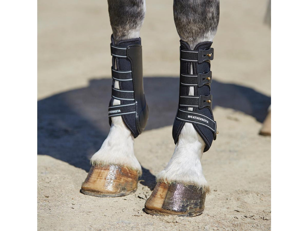 WEATHERBEETA HARD SHELL DRESSAGE BOOTS