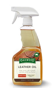 Oakwood Leather Oil Spray