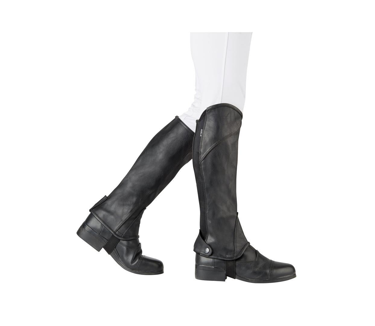 Dublin Stretch Fit Half Chaps Childs