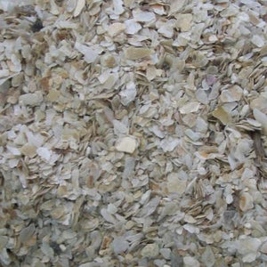 Oyster Shell Fine Grit