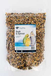 Top Flite Soak and Sprout