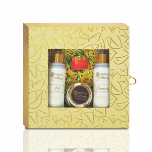 face care beauty combo gift pack organic affaire