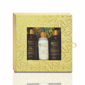 hair face care beauty combo gift pack organic affaire