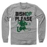 Ben Bishop Men's Long Sleeve T-Shirt | 500 LEVEL