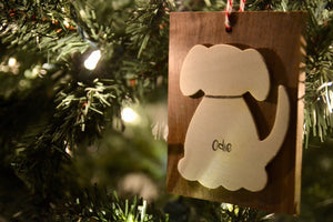 The Rescue Ornament: Dogs