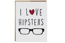 I Love Hipsters
