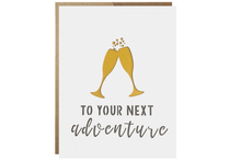To Your Next Adventure