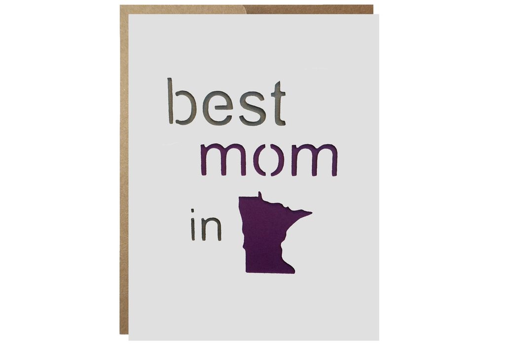 Best Mom in Minnesota