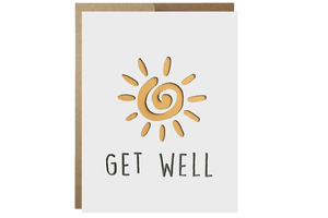Get Well Sunny Day
