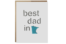 Best Dad in Minnesota
