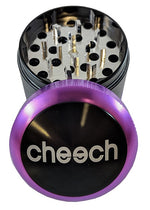 4 Piece 63mm Cheech Grinder