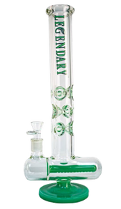 Legendary 16in Inline Perc Tube