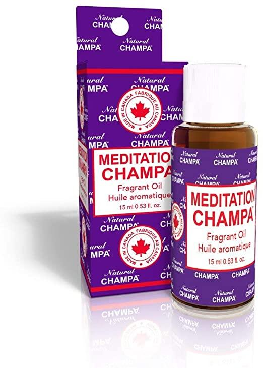 15ML Champa Oil Meditation