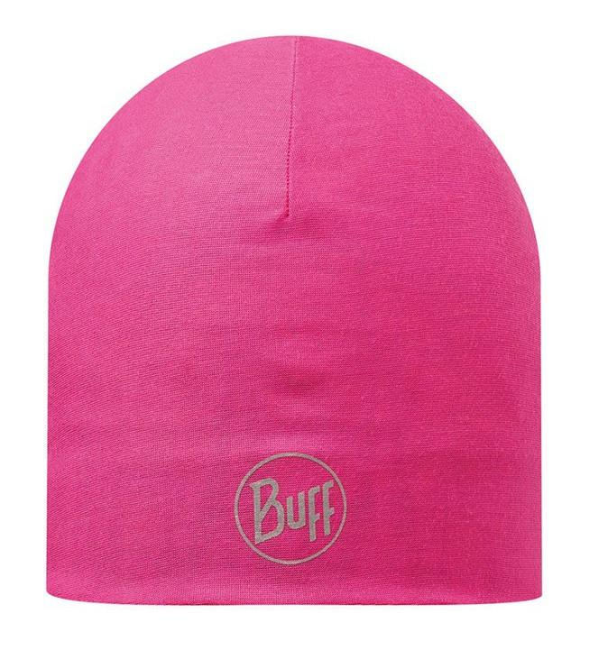 Buff ® Microfiber Two Layer Hat Solid Magenta