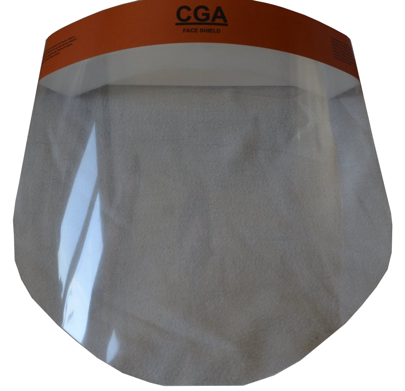 CGA Face Shield