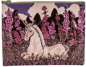 BlueQ Unicorn Zipper Pouch