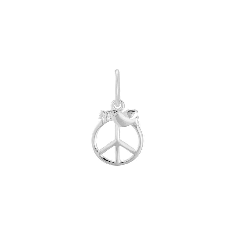 Kirstin Ash Little Dove Peace Silver