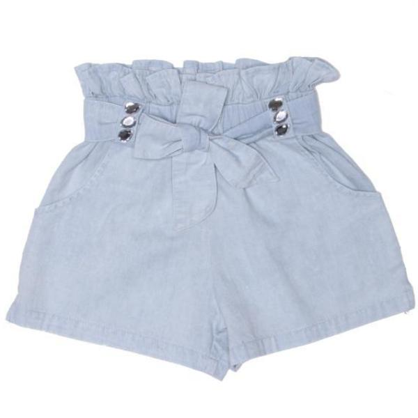 Alex & Ant Gem Shorts Chambray