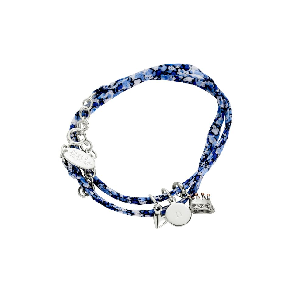 Kirstin Ash Little Liberty Braclet Blue M/L