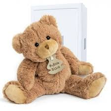 Calin'ours - Brown Bear 25cm H01155