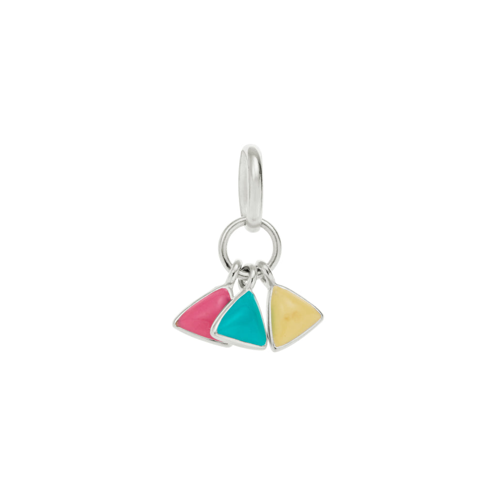 Kirstin Ash Little Triangle Enamel Cluster