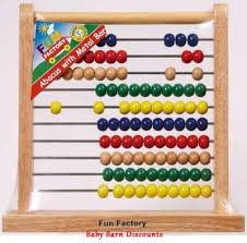 Fun Factory Abacus