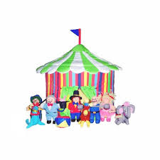 Dyles Circus Tent
