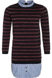 Scotch R'Belle Striped Knitted Dress