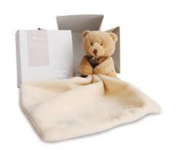 Doudou Et Compagnie Nature - Bear with Doudou 1Dem