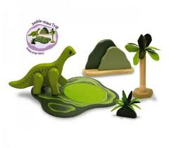 I'm Toy - Dino Savannah Set