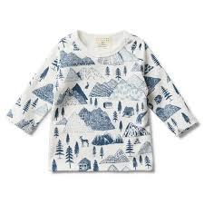 Wilson & Frenchy The Hills L/S Top