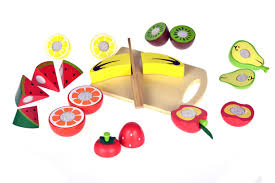 Tooky Toys Cutting Fruit Sets