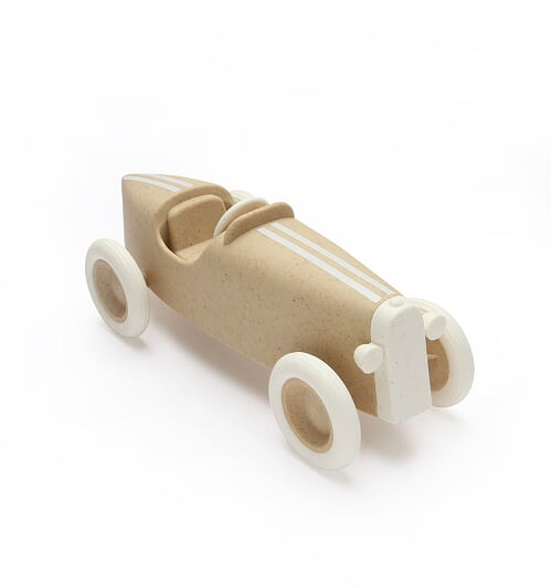 Grand Prix Racing Car - Light Brown