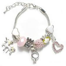Lauren Hinkley Unicorn Charm Bracelet