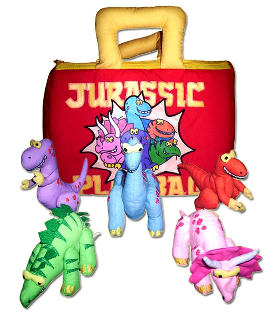 Dyles Jurassic PlayBag
