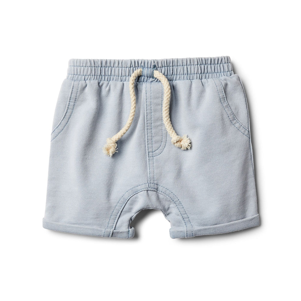 Wilson & Frenchy Knit Denim Short