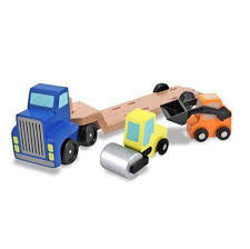 Melissa & Doug Low Loaders