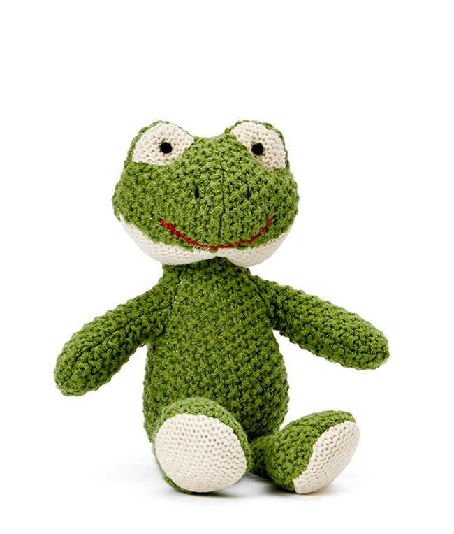 Nana Huchy Finny The Frog Rattle
