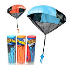 Skydiver Tangle Free Parachute