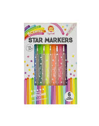 Tiger Tribe Scented Star Markers
