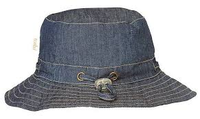 Toshi Sun Hat Tex Denim - SH TES DEN