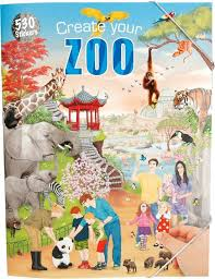 Create your Own Zoo Book