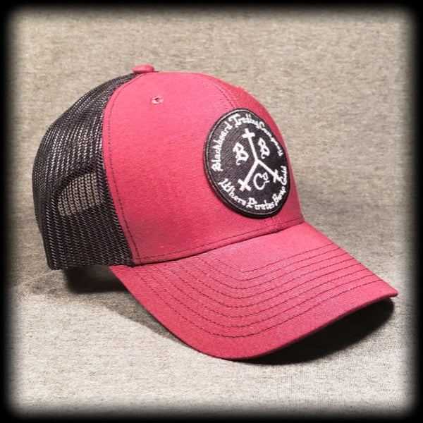 Jolly Roger Hat - Red