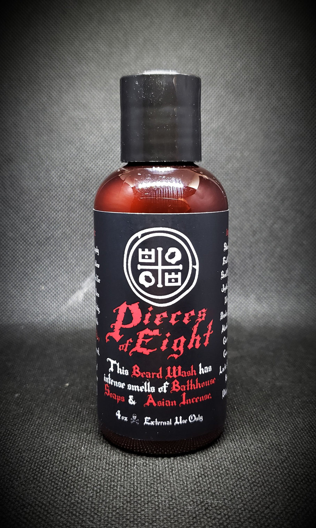 Beard Wash - Pieces of Eight (Free Shipping)