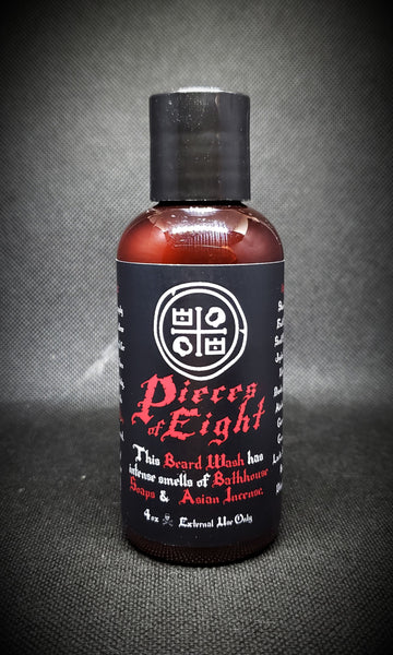 Beard Wash - Pieces of Eight