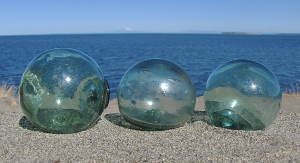 The Glass Floats