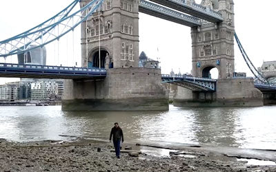 Mudlarking in London with Jason Sandy