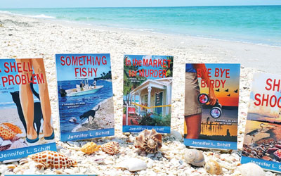 Sanibel Mystery Series