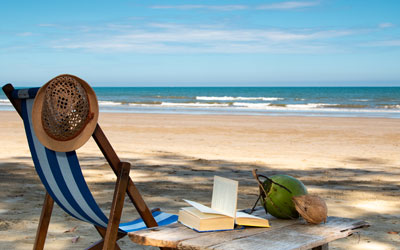 Beach Reads by Cindy Bilbao
